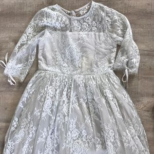 New Trish Scully Lace Dress